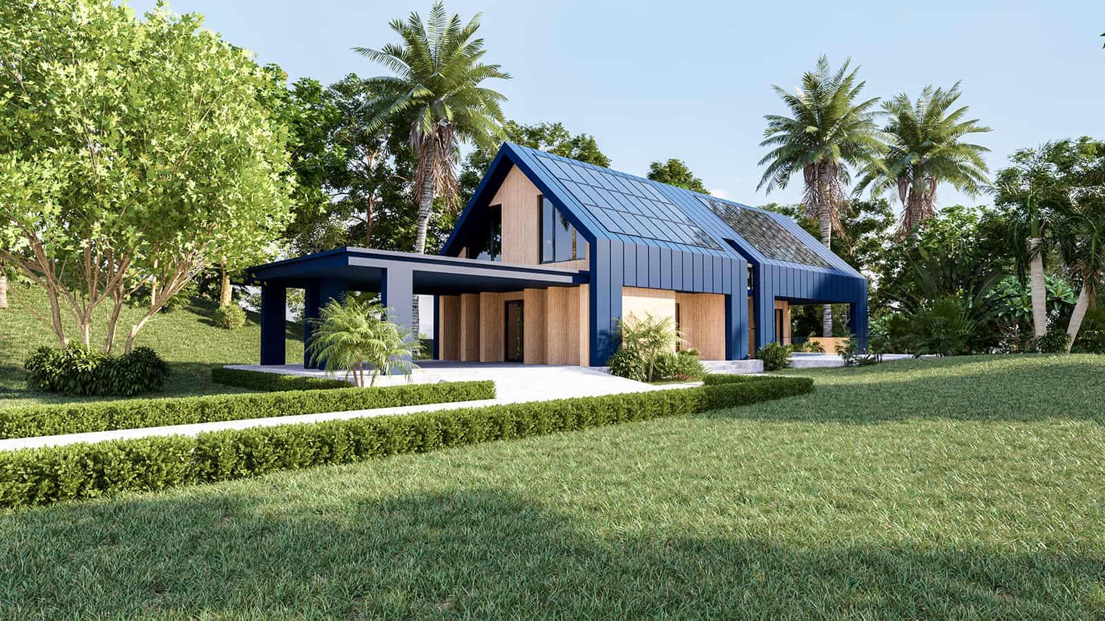 beautiful-exterior-of-a-modern-house